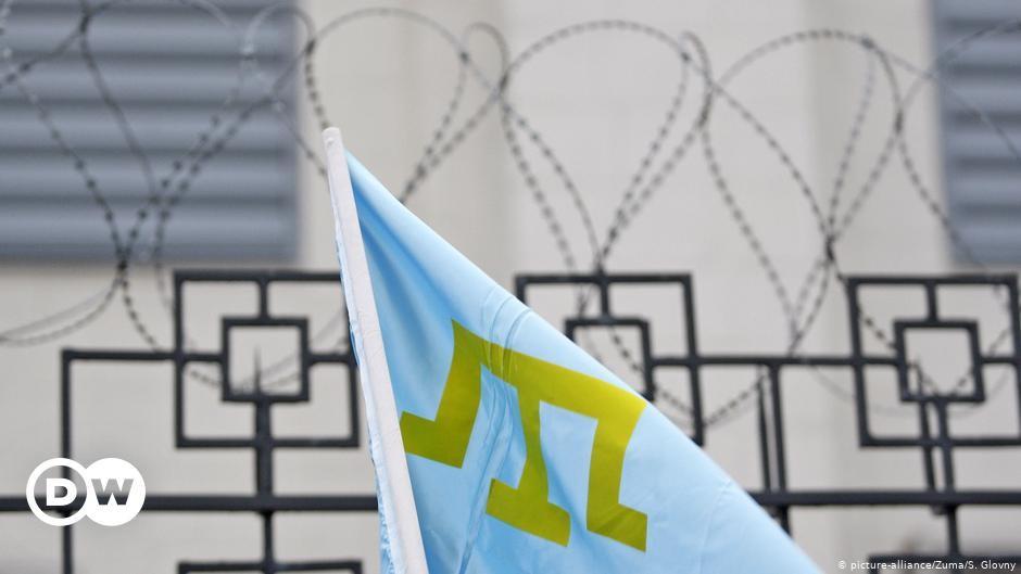 Фото: Перемещение незаконно осужденных граждан Украины из Крыма в Россию