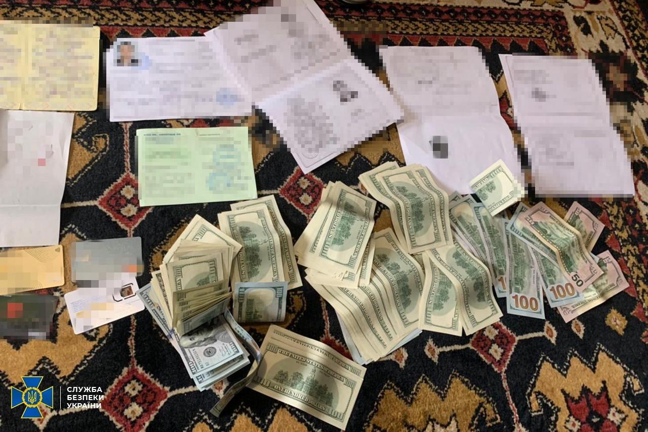 фото: Участники ИГ подделывали паспорта Украины и РФ