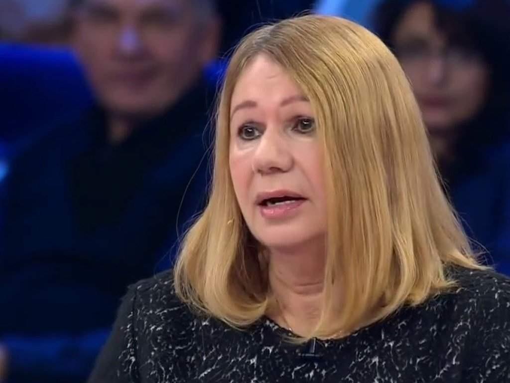 Елена Бережная всегда поддерживает всевозможные пророссийские акции