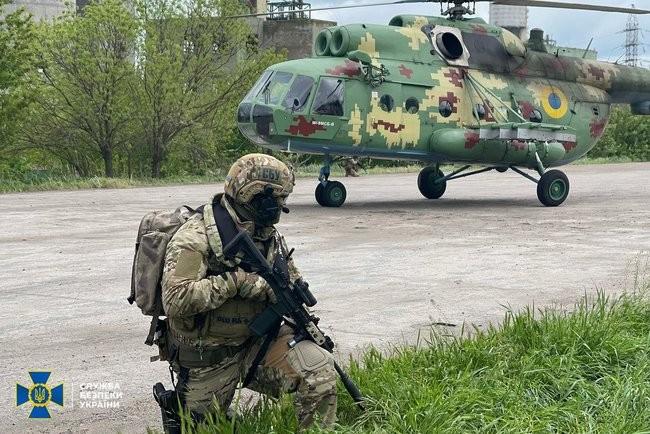 Фото: Антитеррористические учения в Черном море 03