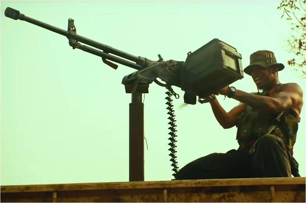 Один из действующих вагнеровцев, которого использовали в фильме в качестве массовки