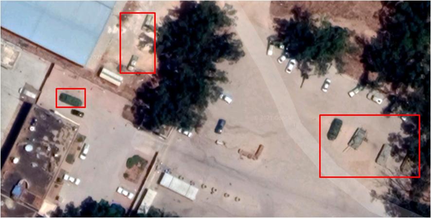 Спутниковые снимки секретной российской базы в Ливии, на которой базируются военные РФ и наемники из ЧВК Вагнера