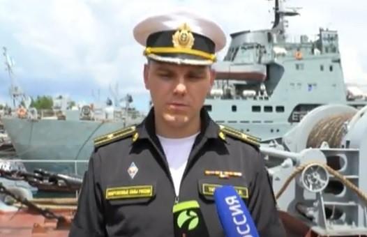 Валентин Тютькало, командир МТЩ «Иван Голубец» в 2014 году. Участник спецоперации по захвату Крыма