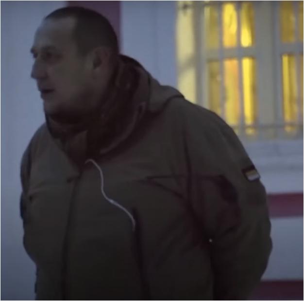 """Теленкевич произносит """"патриотическую"""" речь для подрастающего поколения"""