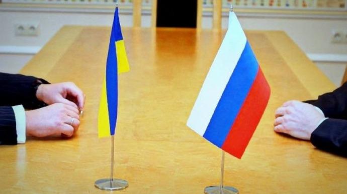фото: переговоры Украины с Россией
