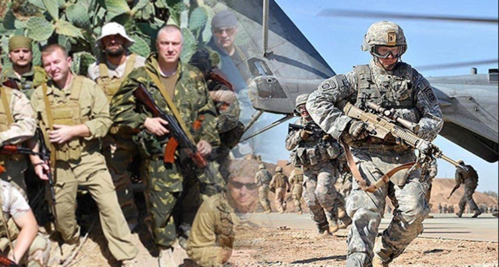 Фото: Частные военные компании