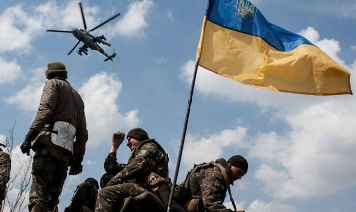 Фото: Украина «застряла» в территориальном конфликте с Москвой с 2014 года