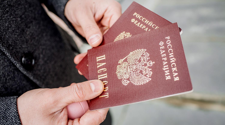 Фото: Лахта использует базы копий паспортов
