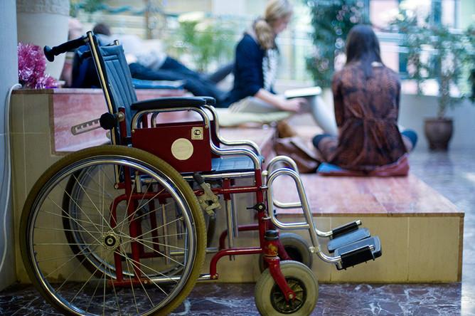 Фото: инвалидизация населения - часть политики Путина